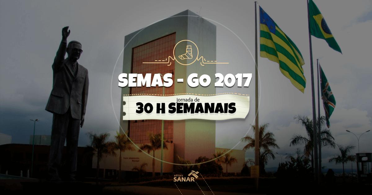 SEMAS de Goiânia - GO abre Processo Seletivo para psicólogos e nutricionistas