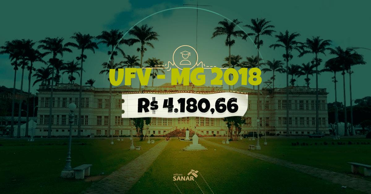 Concurso UFV 2018: oportunidades para médicos e psicólogos