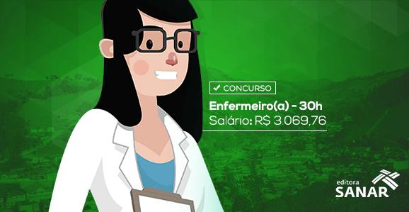 Prefeitura de Marmelópolis - MG abriu as inscrições de Concurso Público para Enfermeiros