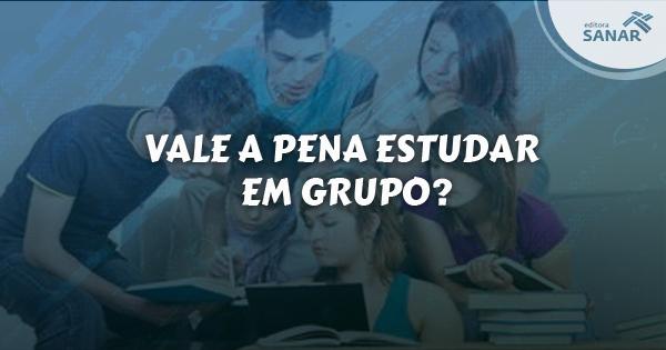 Vale a pena estudar em grupo para Concurso Público?