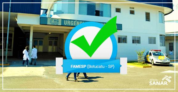 FAMESP - SP abre vagas para Nutricionistas e Psicólogos