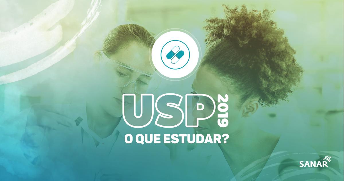 Residência USP 2019: O que cai na prova de Farmácia