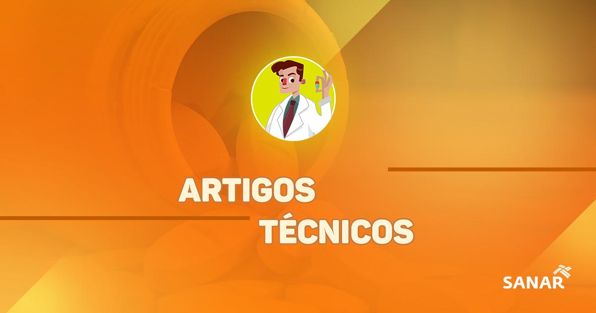 Farmácia: artigos técnicos