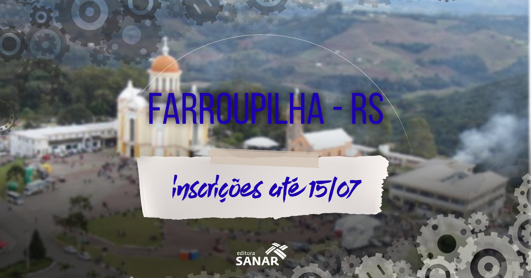 Concurso Público: Farroupilha (RS) divulga edital