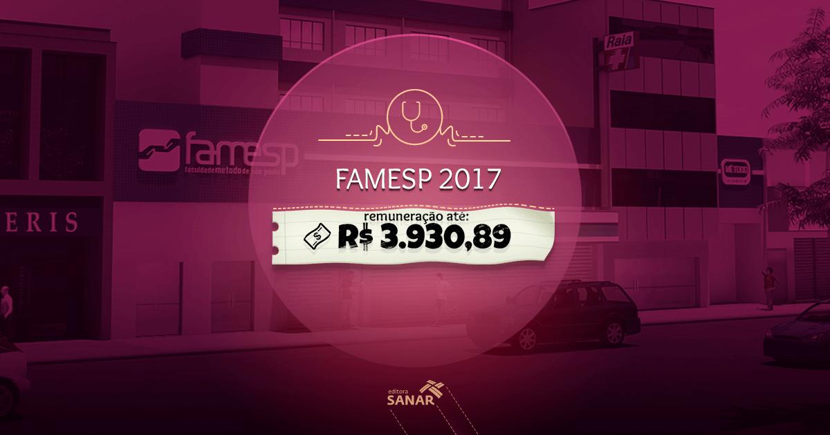 Concurso FAMESP: edital de processo seletivo seleciona Médicos, Enfermeiros e Nutrinionistas