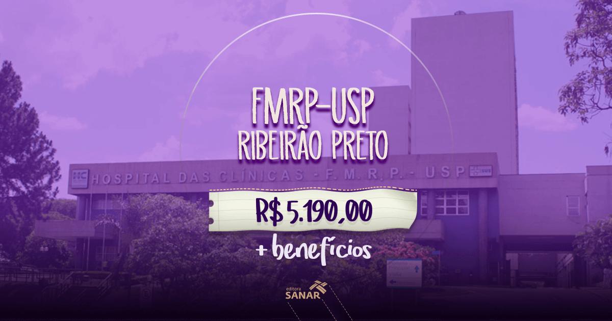 Hospital das Clínicas da USP - Ribeirão Preto: vagas para médicos com jornada de 24h semanais