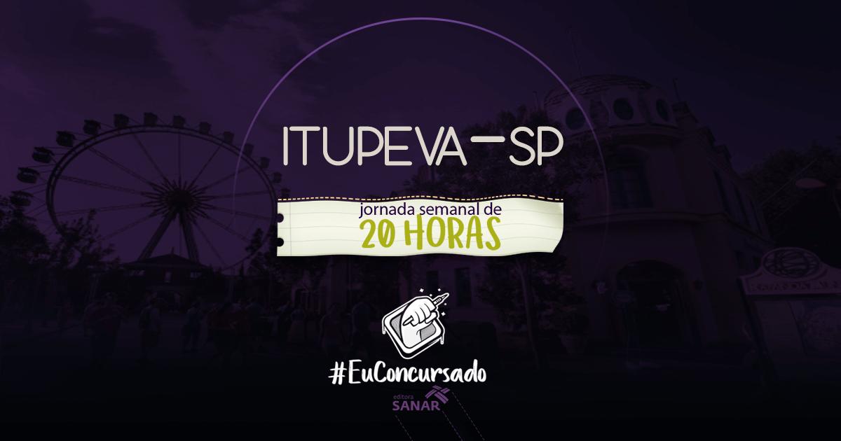 Concurso Prefeitura de Itupeva (SP): vagas para médicos veterinários e médicos