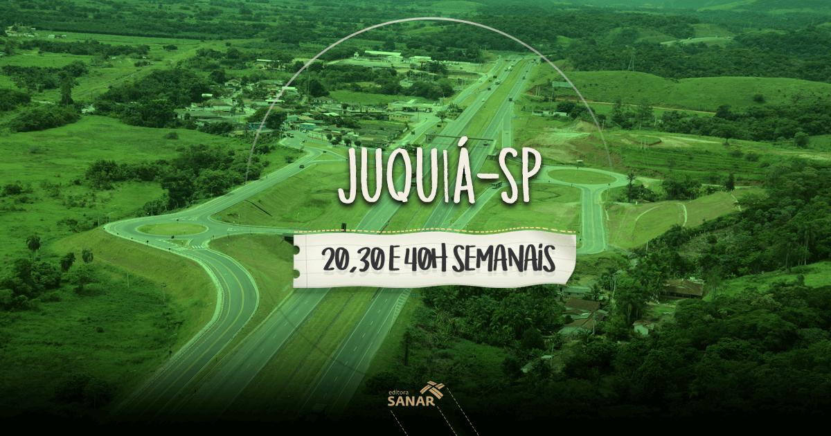 Prefeitura de Juquiá (SP): vagas para áreas da saúde