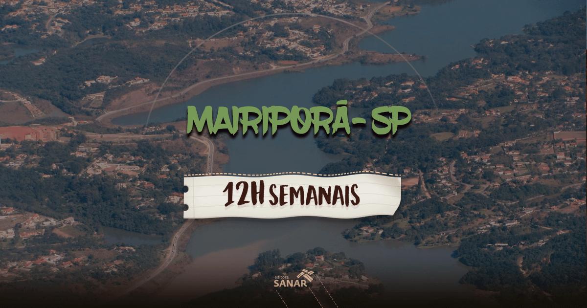 Prefeitura de Mairiporã (SP): vagas efetivas com jornadas de 12-20h semanais