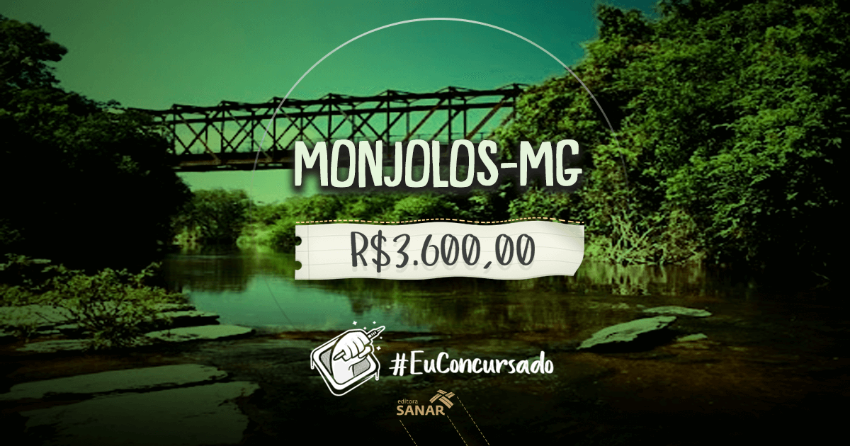 Concurso Prefeitura de Monjolos (MG): oportunidades para dentistas, farmacêuticos e enfermeiros