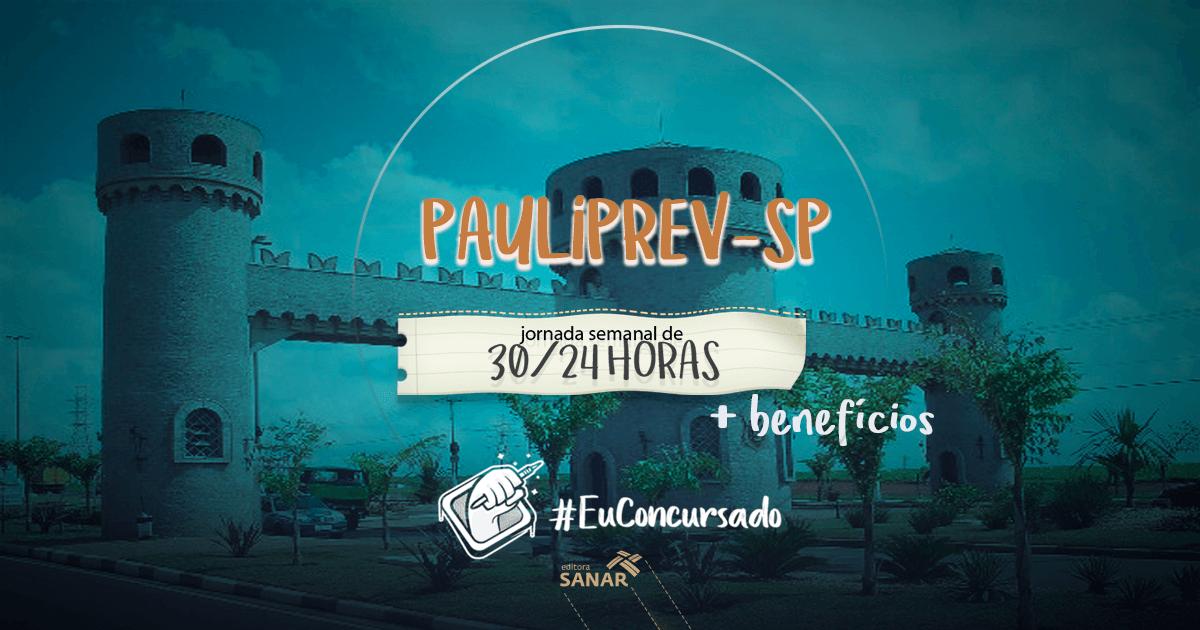 Concurso PAULIPREV (SP): inscrições abertas para enfermeiros e médicos