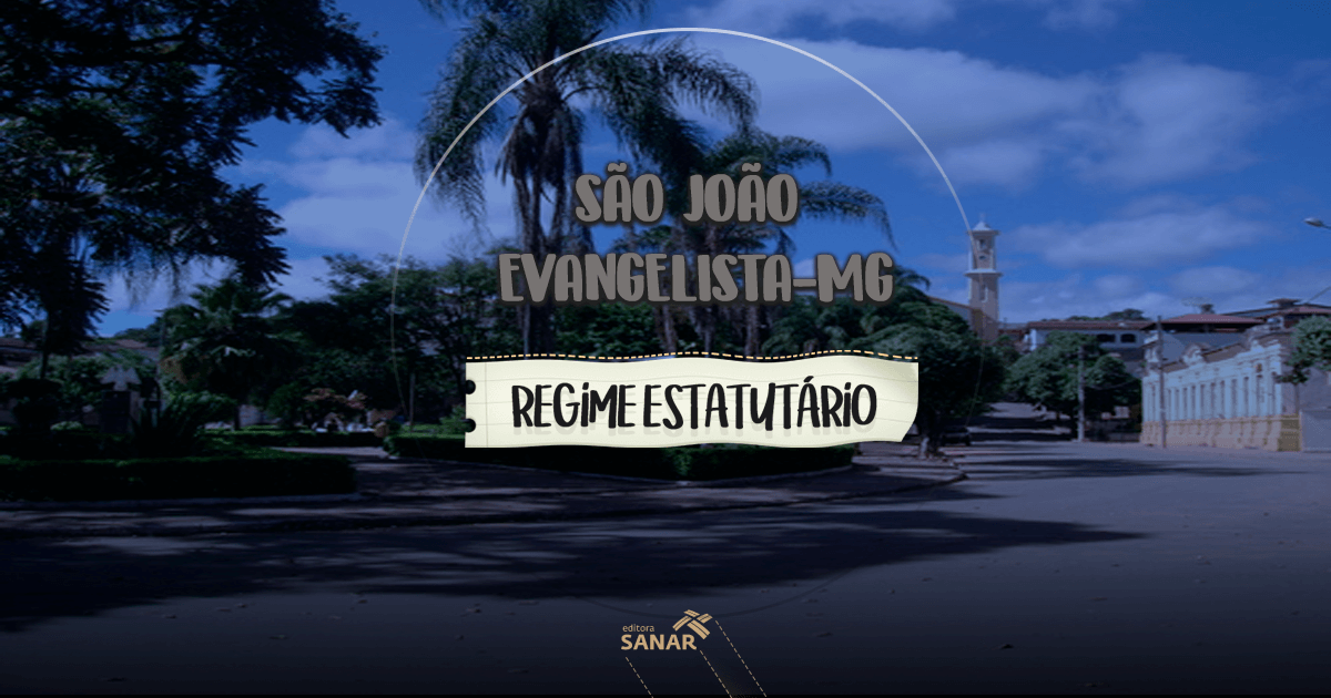 Prefeitura de São João Evangelista (MG): oportunidades para seis áreas da saúde