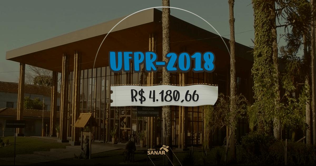 Concurso Universidade Federal do Paraná (UFPR): vagas para enfermeiros e médicos