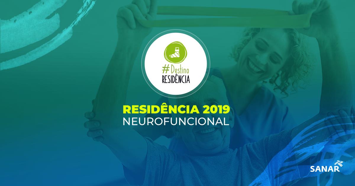 Residência em Fisioterapia: Neurofuncional