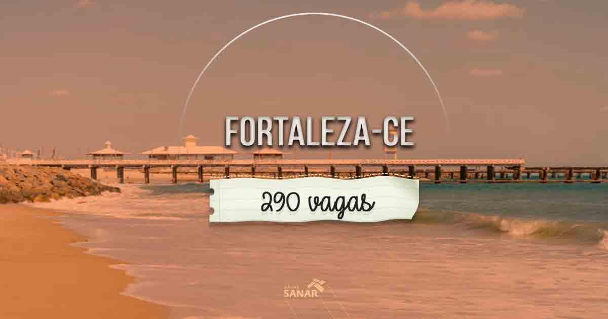 Partiu, Fortaleza: prefeitura abre 290 vagas para medicina