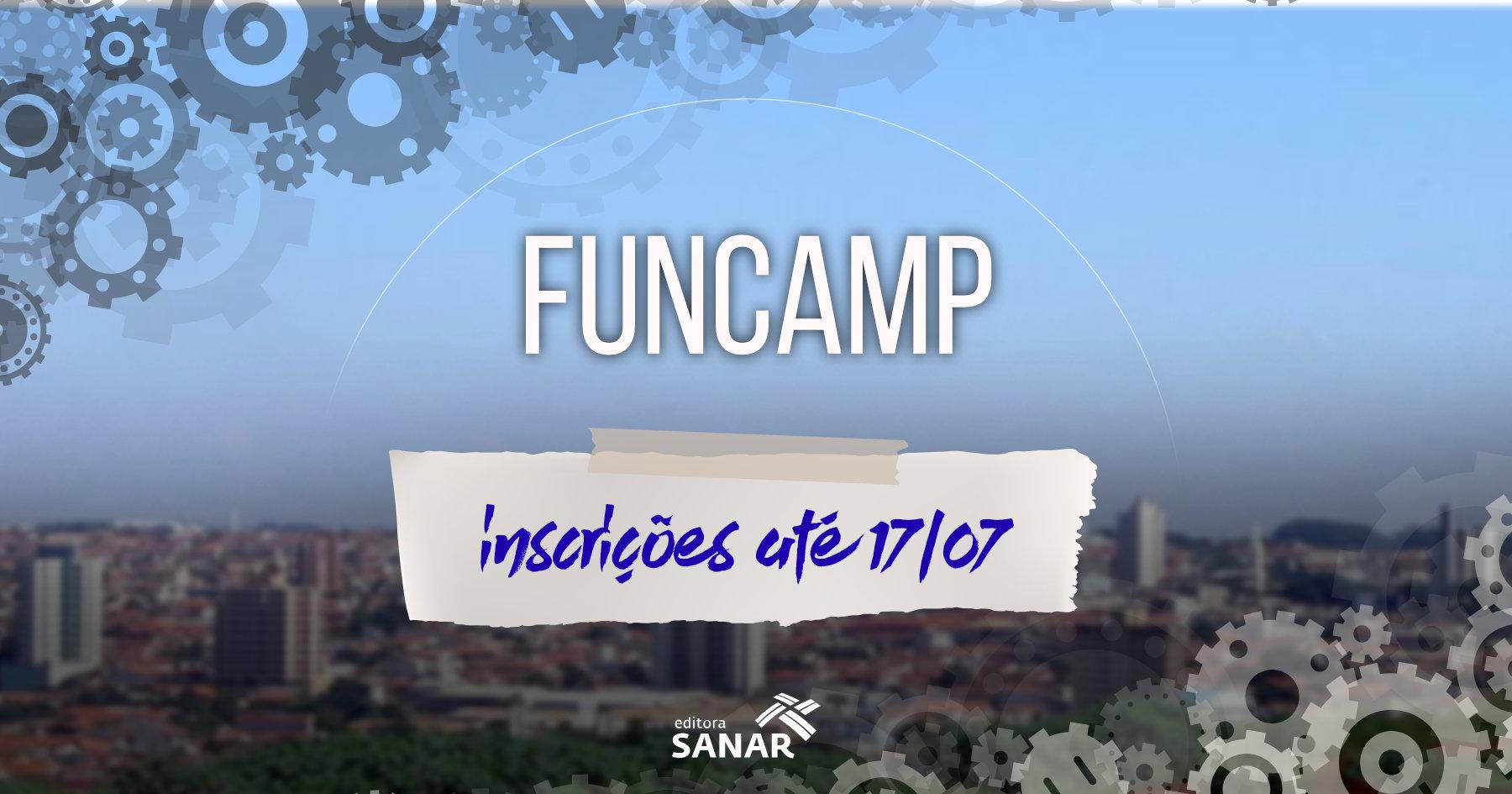 Seleção: Funcamp procura Farmacêutico