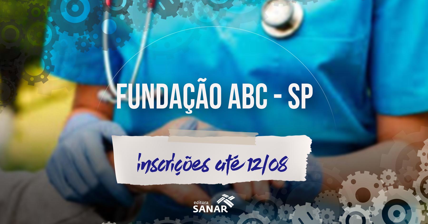 Seleção | Fundação ABC abre 200 vagas em Enfermagem
