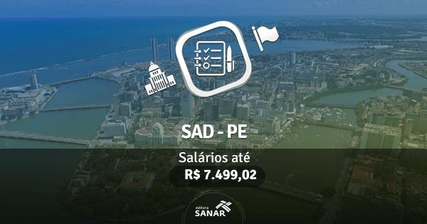Secretaria de Administração de Pernambuco: edital aberto com vagas para Medicina