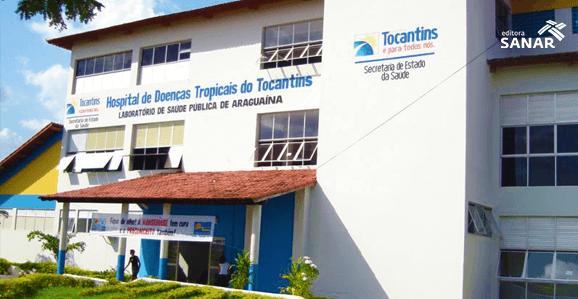 Governo autoriza concurso EBSERH para Hospital de Doenças Tropicais no Tocantins