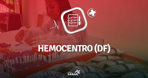 Hemocentro (DF): doadores tem isenção de taxa de inscrição