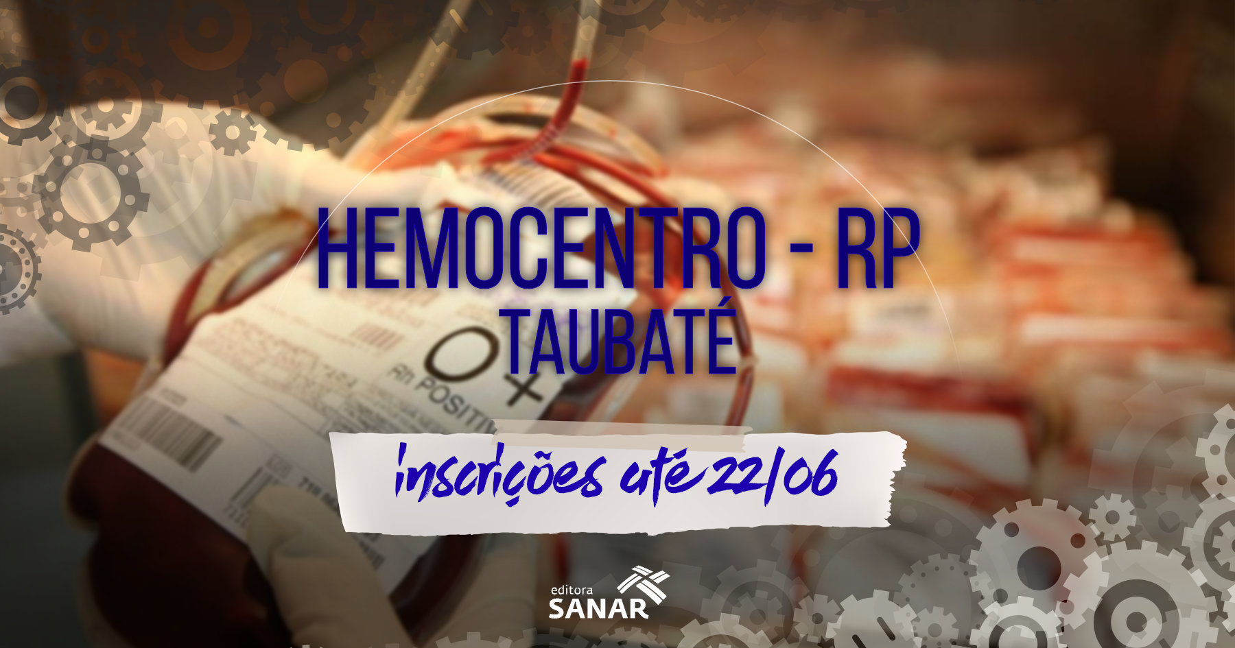 Processo Seletivo: Hemocentro de Ribeirão Preto abre 14 vagas em Taubaté