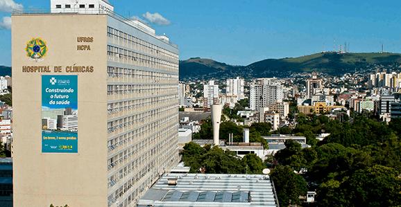 Concurso Hospital das Clínicas Porto Alegre