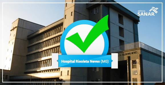 Hospital Risoleta Tolentino Neves (MG) abre concurso para Enfermeiros, Farmacêuticos e Médicos