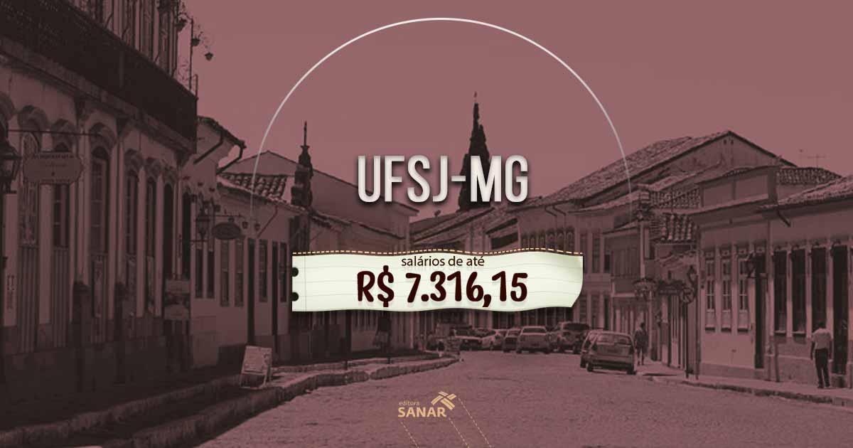 Concurso UFSJ (MG): vagas para médicos com salários de até R$ 7.316,15