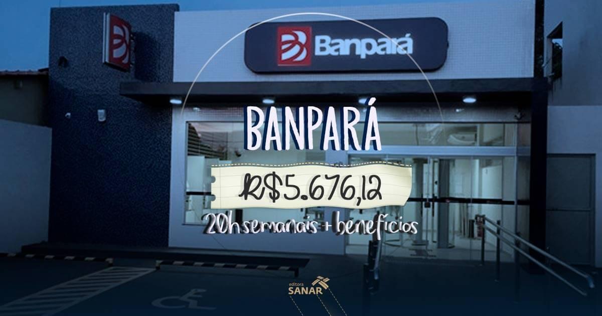 Concurso Banpará (PA): oportunidade para Médico do Trabalho