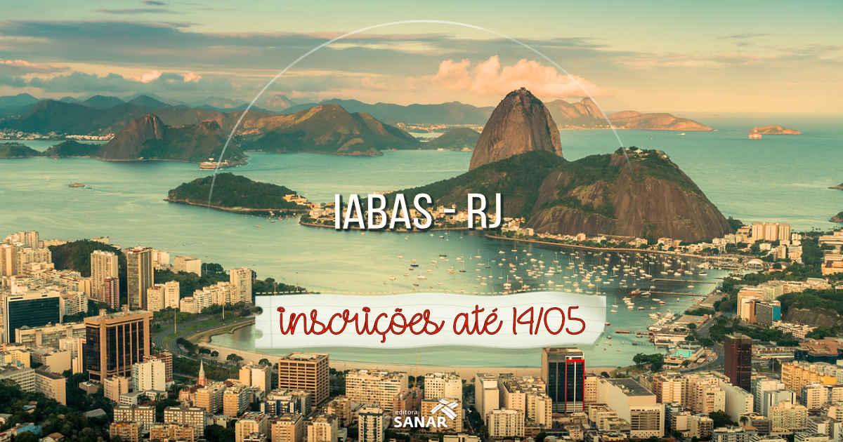 IABAS oferece empregos públicos, em áreas de saúde, na Cidade Maravilhosa (RJ)