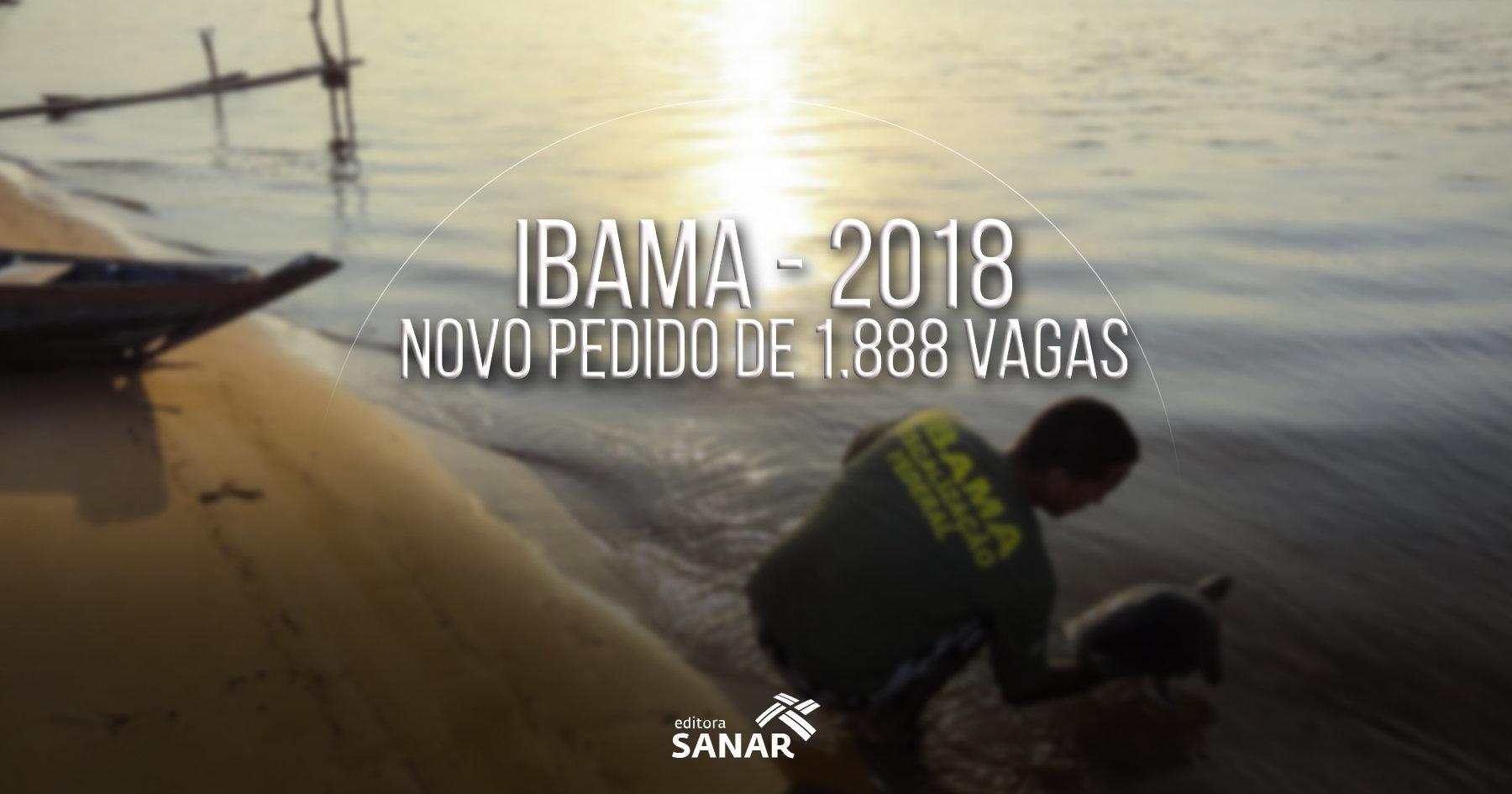 Concurso IBAMA: vagas para Médico Veterinário