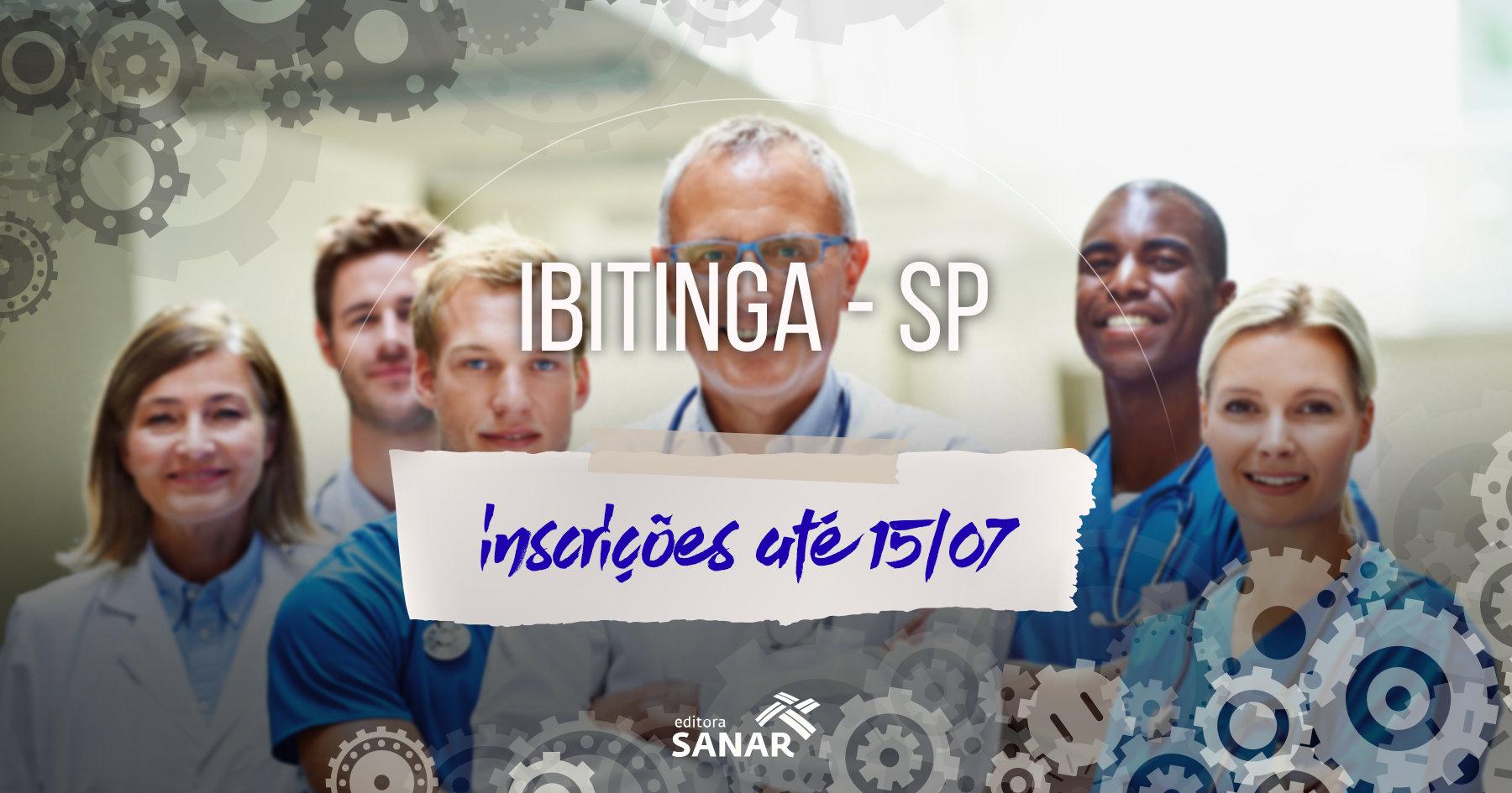 Concurso: Ibitinga (SP) tem vagas para Médicos e Fisioterapeutas