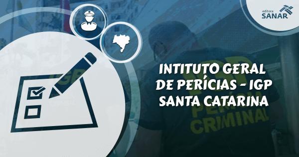 Instituto Geral de Perícias de Santa Catarina abre concurso com vagas para Farmácia, Psicologia e Medicina