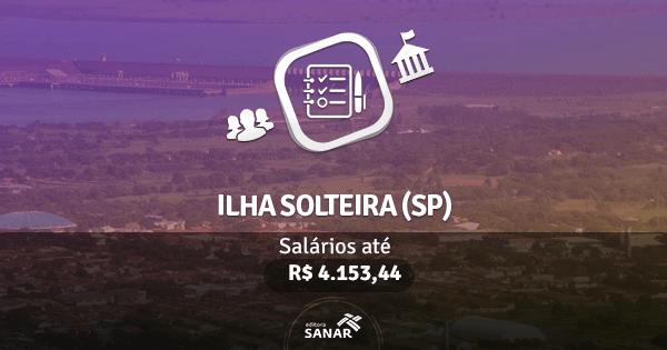 Prefeitura de Ilha Solteira (SP): edital aberto com vagas para Enfermagem e Odontologia