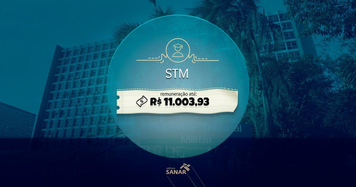 Concurso STM 2017: edital previsto para o segundo semestre de 2017