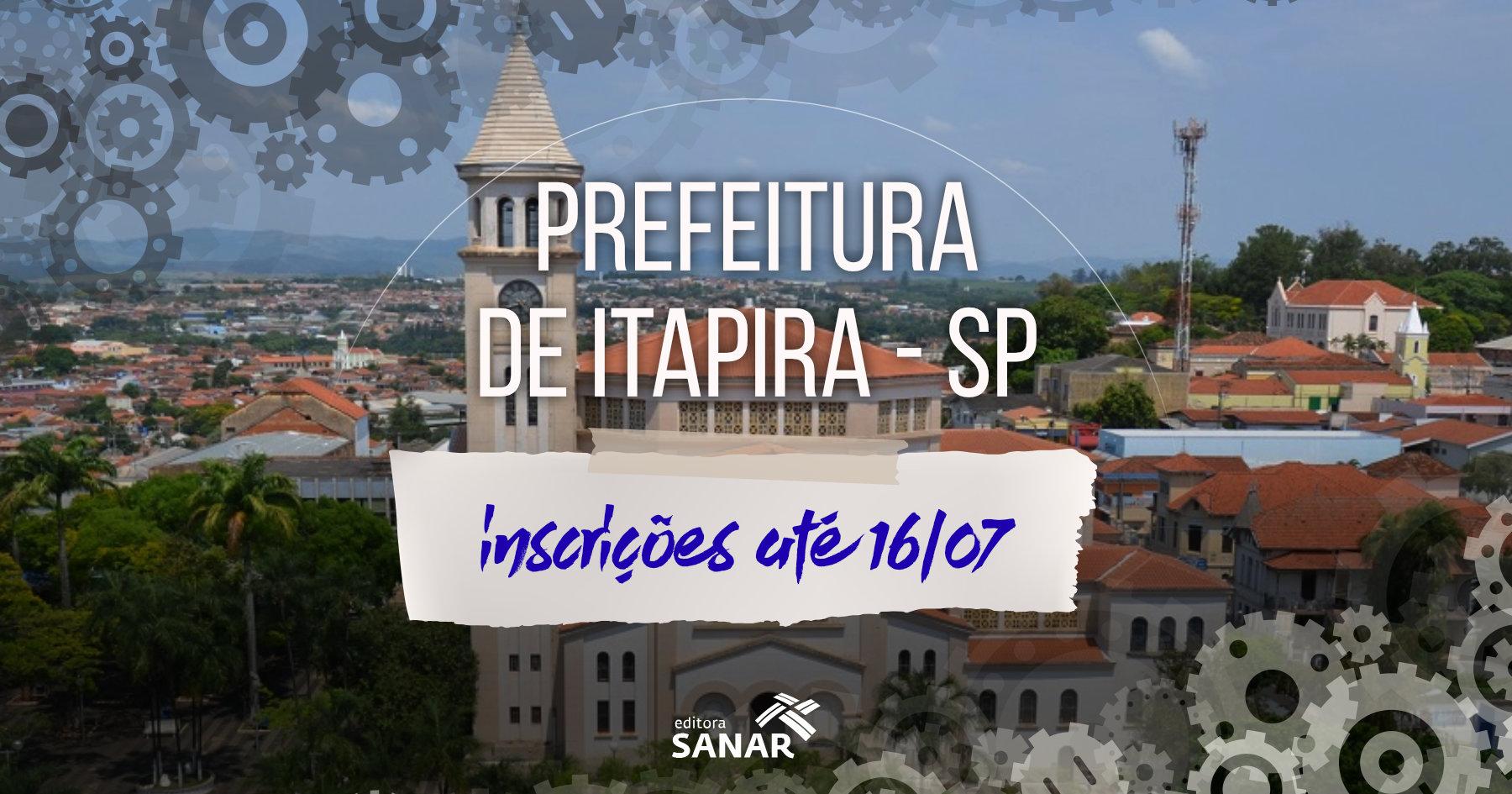 Concurso Público: Prefeitura de Itapira (SP) tem vagas para Medicina