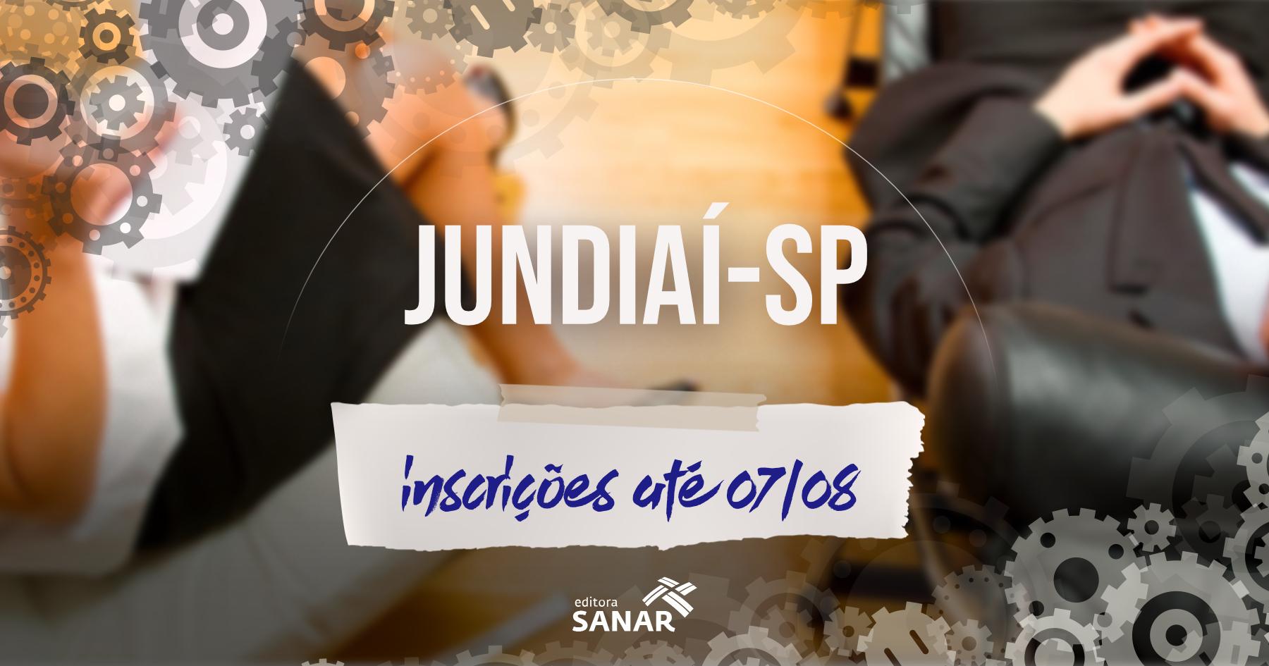 Concurso | Psicólogo tem oportunidade em Jundiaí