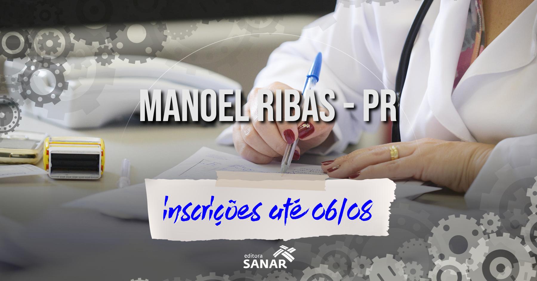 Concurso | Manoel Ribas (PR) oferece salário de R$ 14 mil