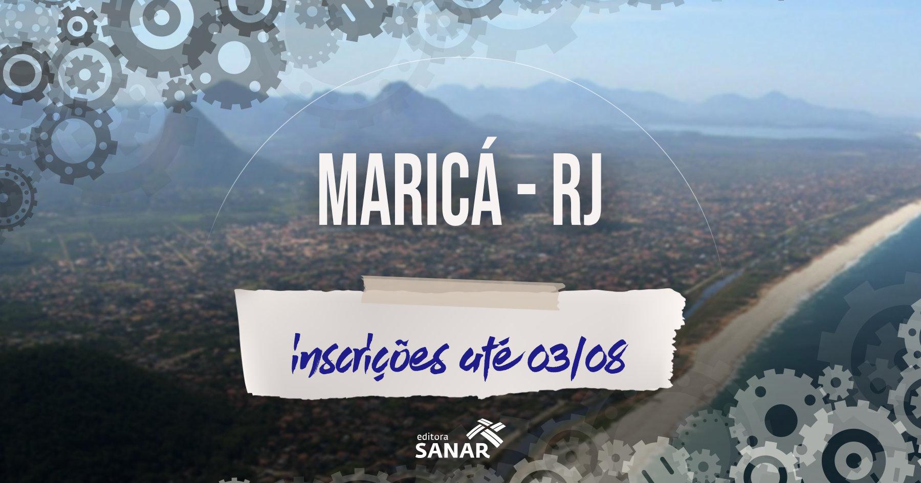 Concurso | Maricá (RJ) tem 20 vagas abertas