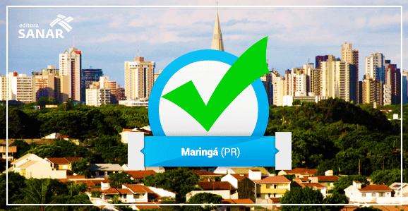 Prefeitura de Maringá abre concurso para Enfermeiros, Nutricionistas, Farmacêuticos e Médicos