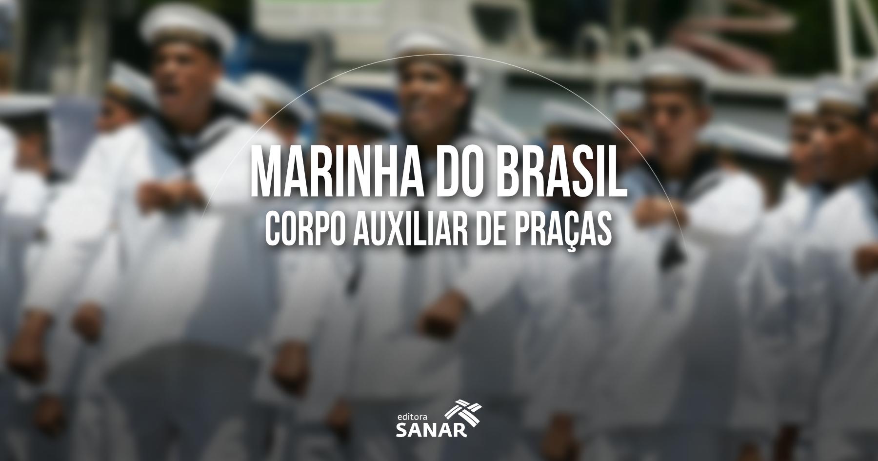 Concurso Marinha 2018 | Inscreva-se para o Corpo Auxiliar de Praças