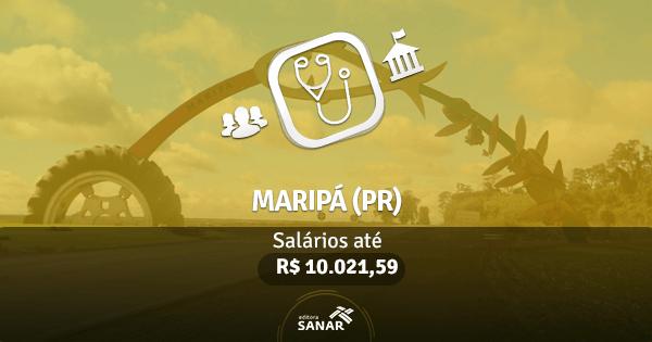 Prefeitura de Maripá (PR): edital publicado com vagas para Medicina