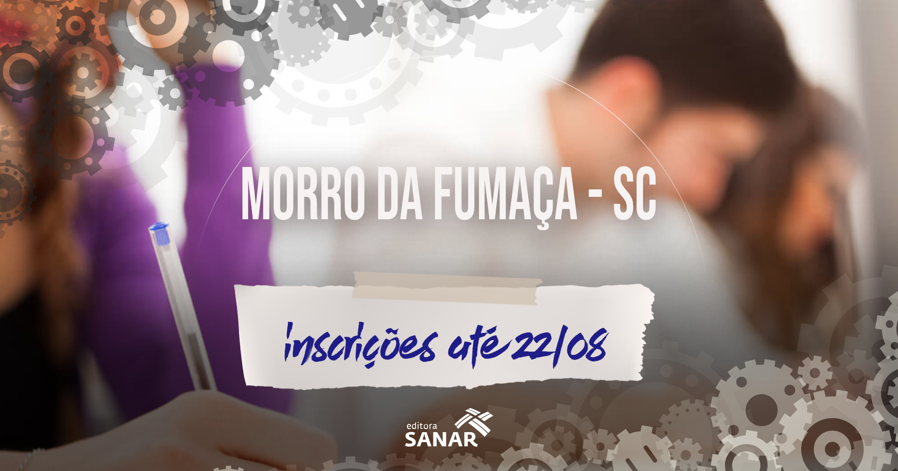 Concurso e Seleção | Morro da Fumaça (SC) divulga editais