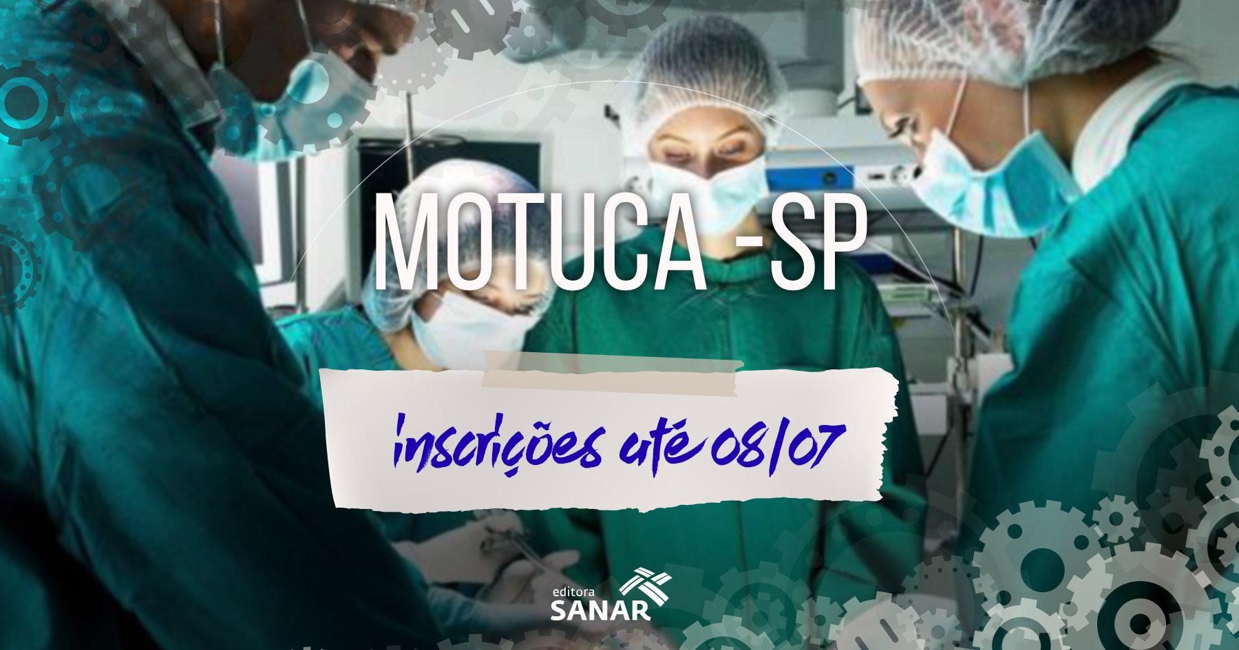Concurso: Prefeitura de Motuca (SP) seleciona médicos