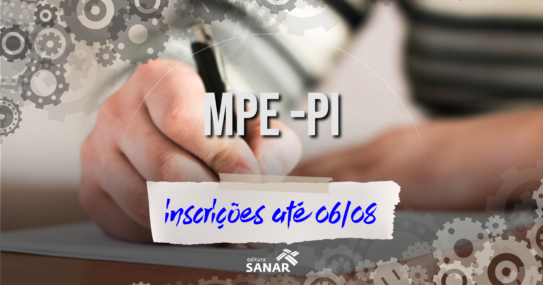 Concurso MPE-PI | Vagas para médicos e psicólogos