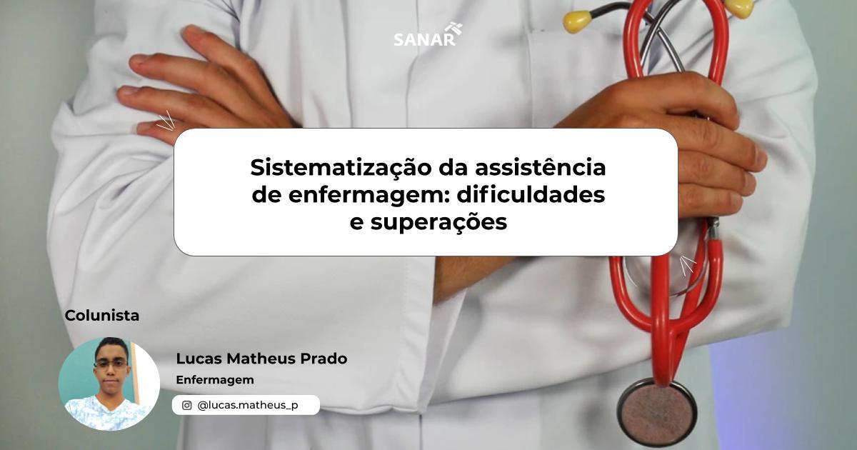 Sistematização da assistência de enfermagem: dificuldades e superações