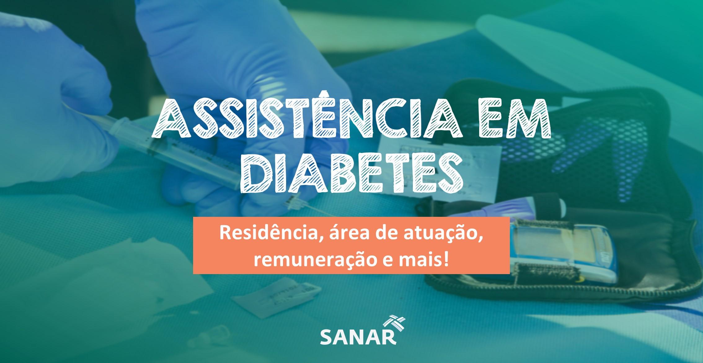 Assistência em Diabetes