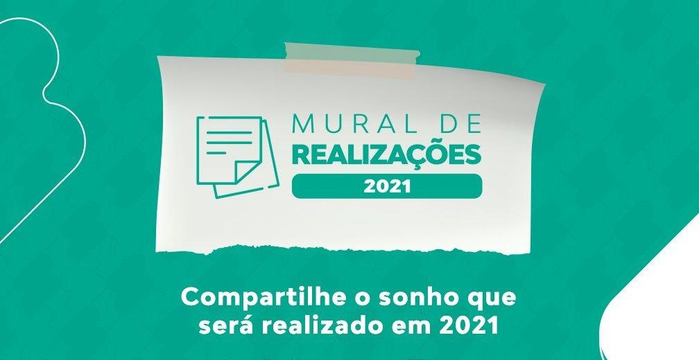 Mural de Realizações 2021