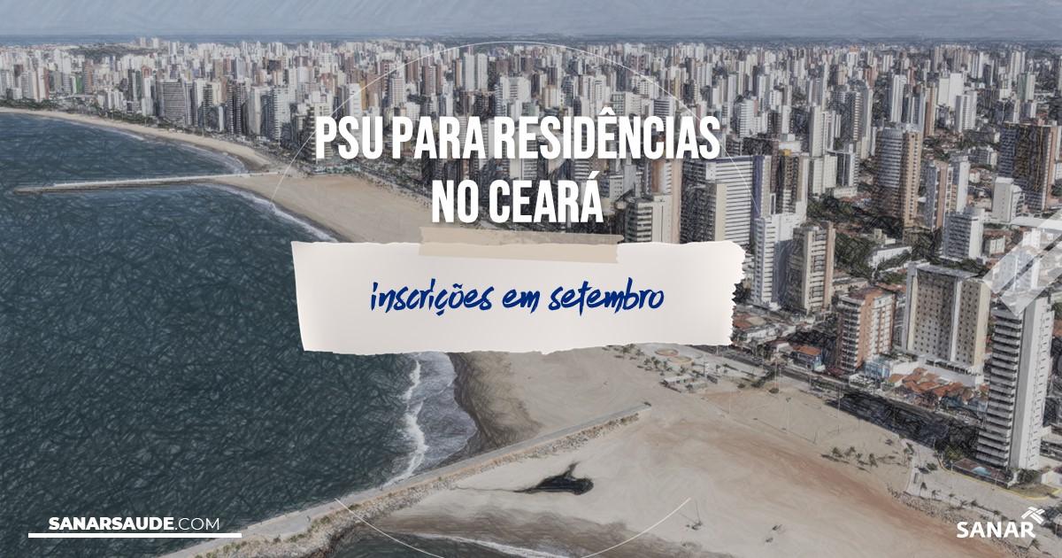 Ceará anuncia processo seletivo unificado para residências em saúde