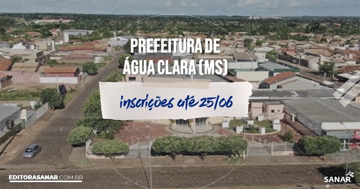Água Clara Mato Grosso do Sul fonte: s3.sanar.online